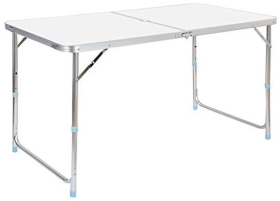 table de camping pliante et portable finether
