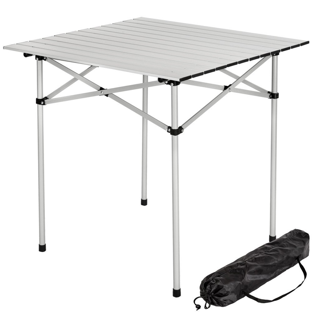 Table de camping portable
