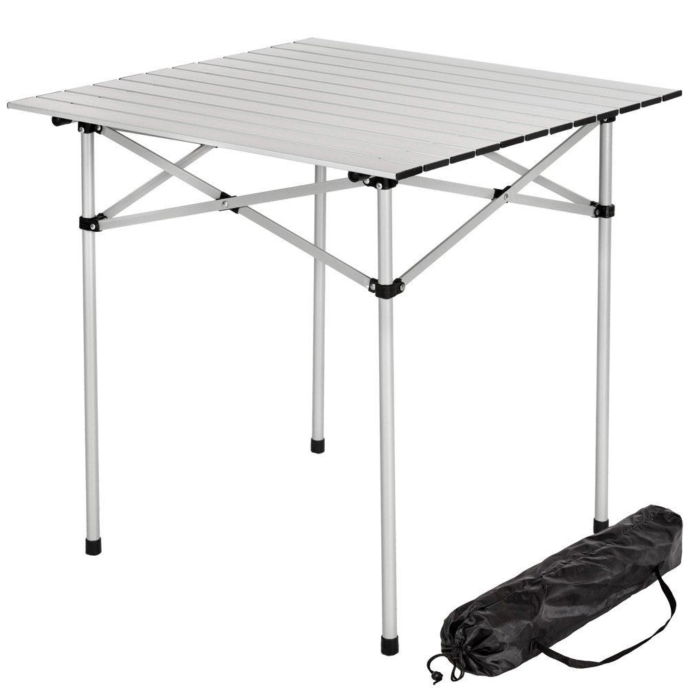 TecTake table de camping pas cher