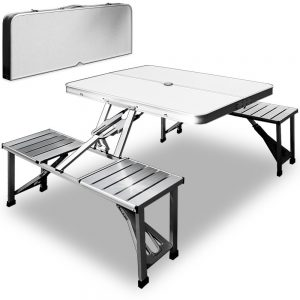 table de camping deuba