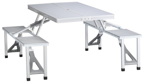 table de camping pliable Campart
