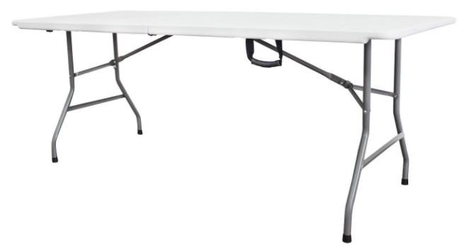 table de camping pliante Todeco