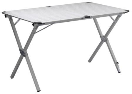 table de camping pliante tristar